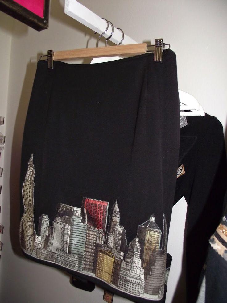 NY skirt