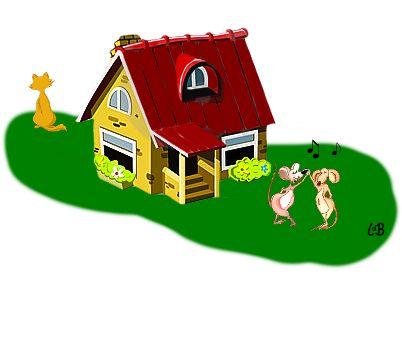 Als de kat van huis is, dansen de muizen. Ook: Als de kat van huis is, dansen de muizen op tafel. Als de toezichthouder ontbreekt, wordt er een dolle boel van gemaakt.