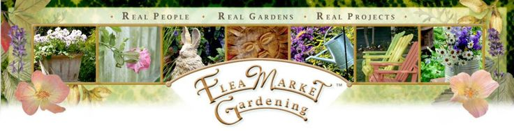 Love this place for ideas and inspiration!!!   Flea Market Gardening Archives | Flea Market Gardening
