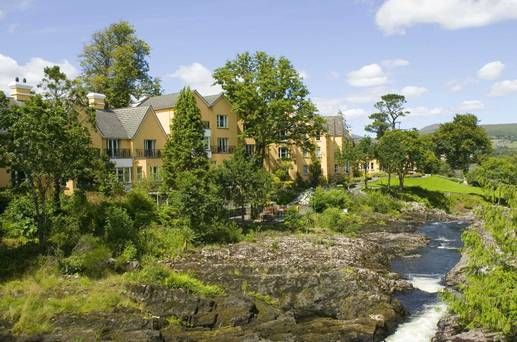 Condé Nast nods for Sheen Falls, Ashford Castle, K Club and Adare Manor cap an extraordinary week for Irish tourism.