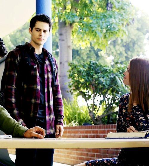 Teen Wolf - Season 6 still - Stydia