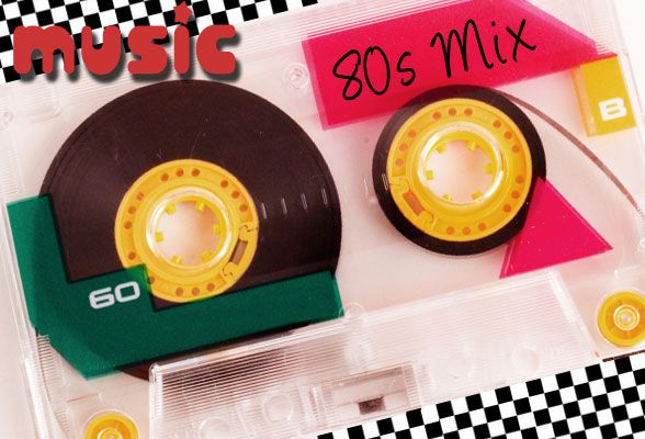 K7: Childhood Memories, Theme Parties, 80S Music, Cassette Tape, Songs Hye-Kyo, Los 80S, Mixtape, 80 S, Mixed Tape