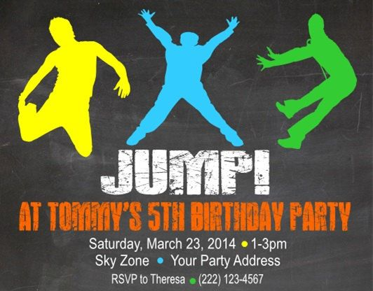 1000 ideas about trampoline birthday party on pinterest trampoline party gymnastics party. Black Bedroom Furniture Sets. Home Design Ideas