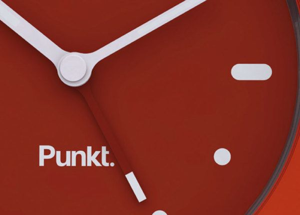 Punkt. Corporate and Product Brand. by Mark Fleming, via Behance