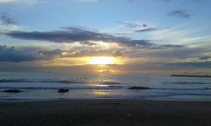 Praia de Matosinhos  por: Bruno Pedro