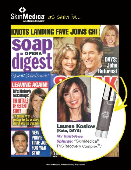 TNS® Recovery Complex - As seem in Soap Digest