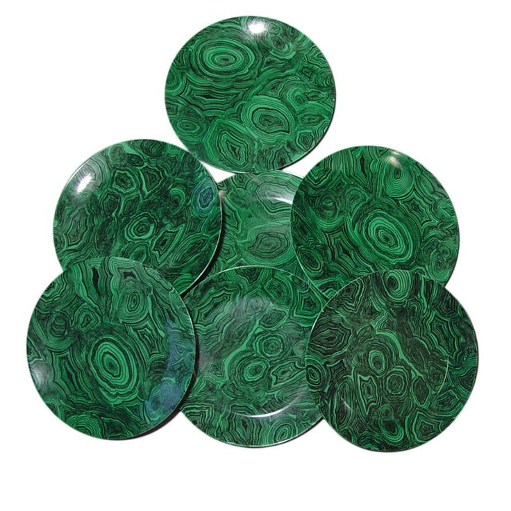 yes please to A Set of Twelve Vintage Piero Fornasetti Malachite Large Plates | From a unique collection of antique and modern dinner plates at http://www.1stdibs.com/furniture/dining-entertaining/dinner-plates/