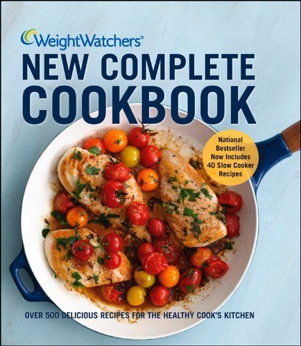 Weight Watchers New Complete Cookbook (Slow Cooker Bonus Edition) (Weight Watchers (Wiley Publishing))
