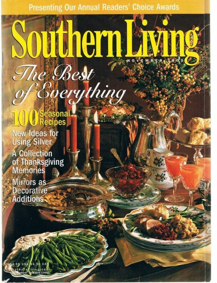 60 best southern living magazines images on pinterest for Country living magazine recipes