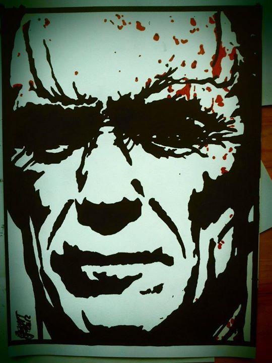 Clint Eastwood, A4, Lihové fixy
