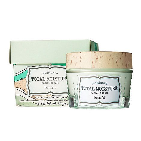 Benefit Total Moisture Facial Cream- at Debenhams Mobile