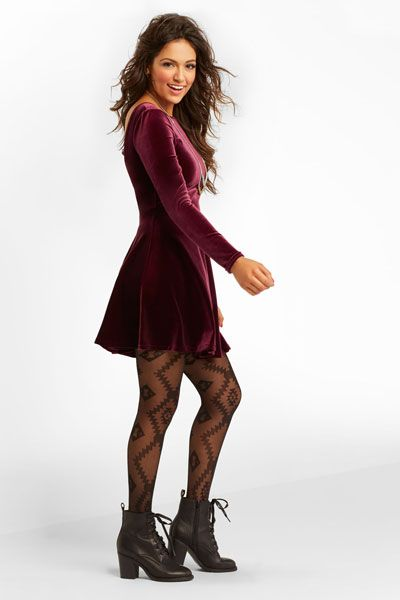 You+Need+Bethany+Mota's+New+Holiday+Aeropostale+Collection+In+Your+Closet+ASAP!  - Seventeen.com