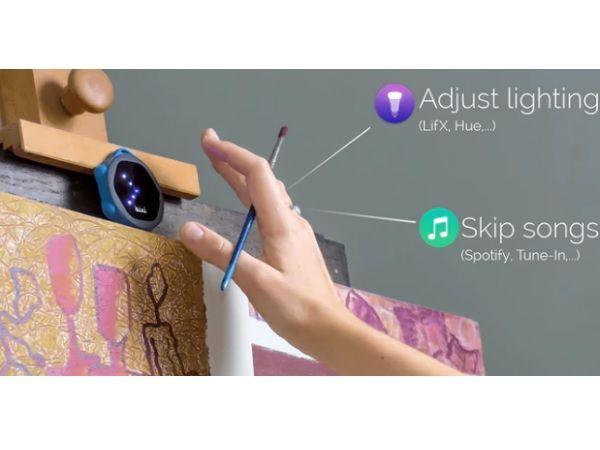 タッチフリー&ハンドジェスチャーでスマートデバイスを操作可能にする「Bixi」でスマートホーム生活を! | Techable(テッカブル)