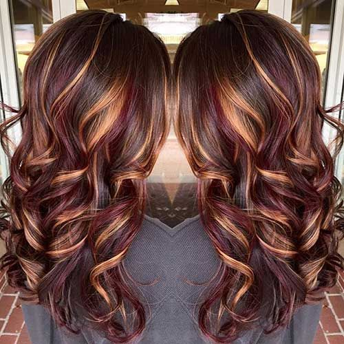35 New Long Hair Styles 2015 - 2016 - Long Hairstyles 2015
