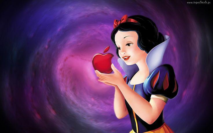 Śpiąca, Królewna, Apple