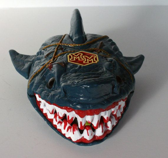 Mighty Max - Doom Zone Series 2, Caught By The Man-Eater, Bluebird Toys, 1992