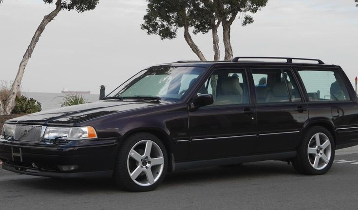 So everyone, including myself, is losing their minds over the possibility of a Golf R wagon hitting our shores. The problem with that wagon is that it will be expensive, automatic, and probably not for sale here. But you can buy this V8 Volvo wagon with 3 pedals for cheap.