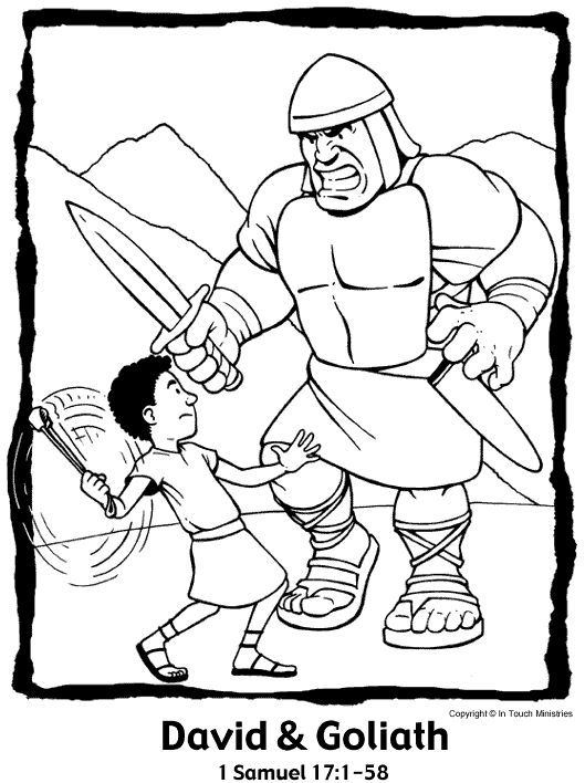 David and Goliath http://children.pfcblogs.com/bible