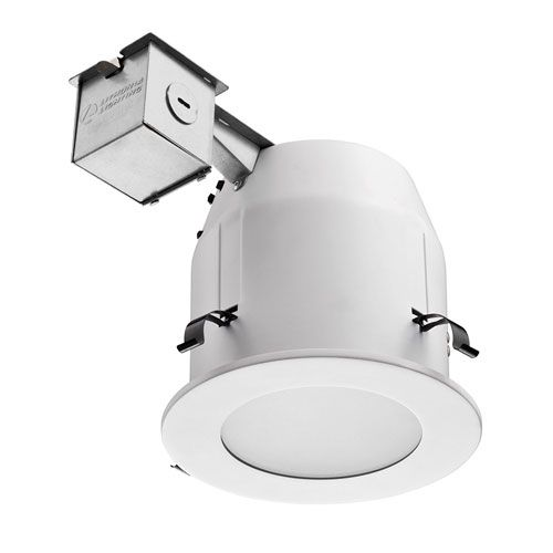 LK5LMW M6 5-Inch Lens Kit with Halogen Lamp Included in White