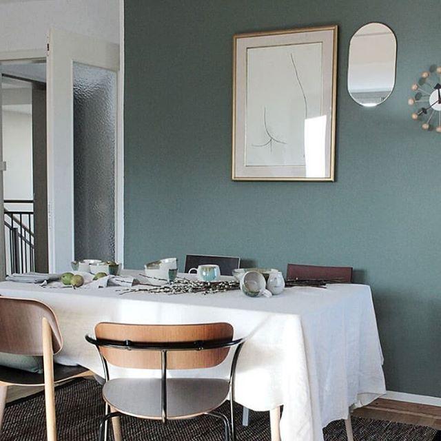 K 26 7 19 16 T In 2020 Esszimmer Gestalten Wandfarbe Wohnzimmer Wohnzimmerfarbe
