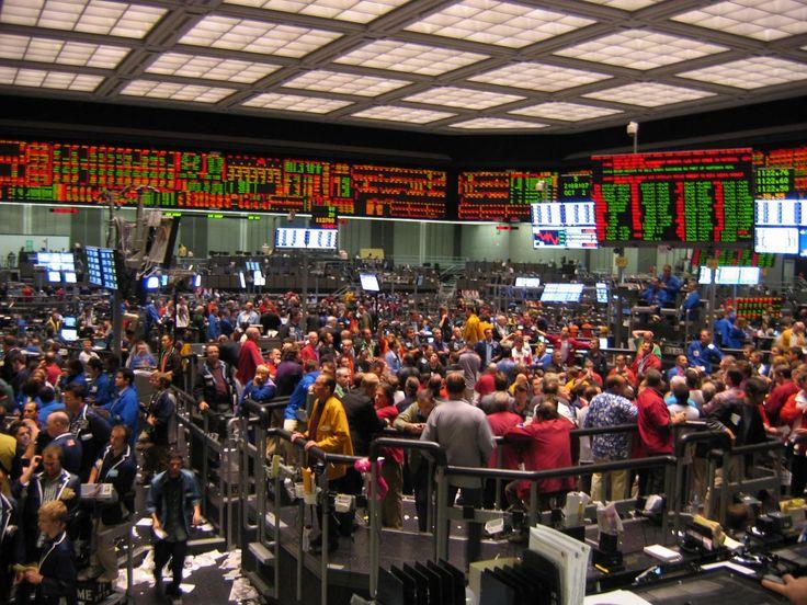 El origen de la bolsa de valores.