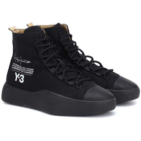 Y-3 Bashyo High-Top Sneakers ($330
