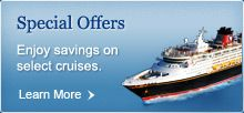 official disney magic cruise page