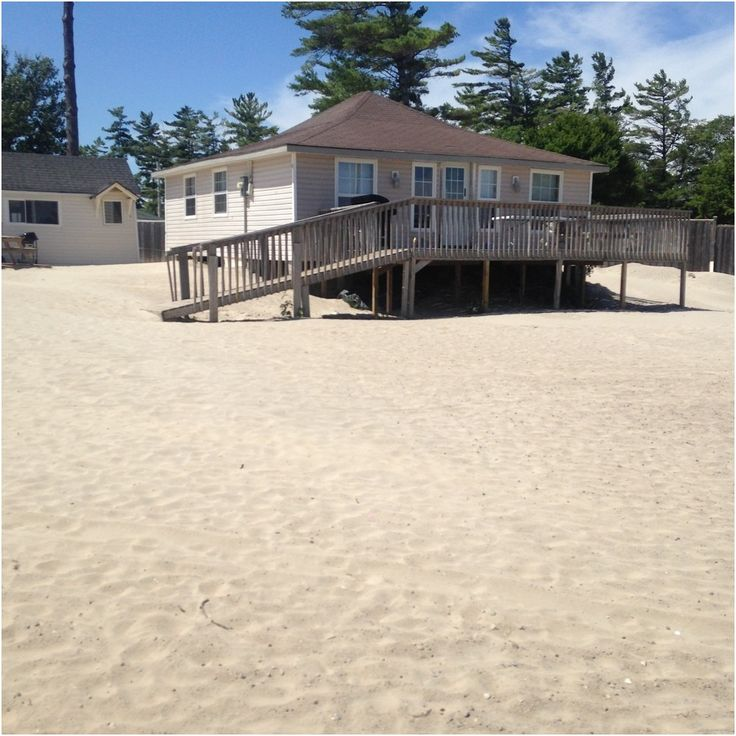 wasaga beach on resort rental at the sands waterfront cottages from Wasaga Beach House For Rent