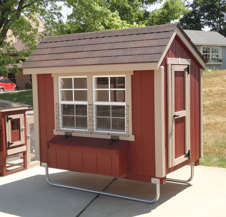 Amish Chicken Pens : Images about amish chicken coops on pinterest