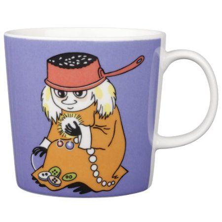 The Muddler Moomin Mug - Arabia Finland:
