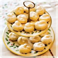 Taralles  Italian Christmas Cookie-This is not how I make them, I make them straight up ToniD.