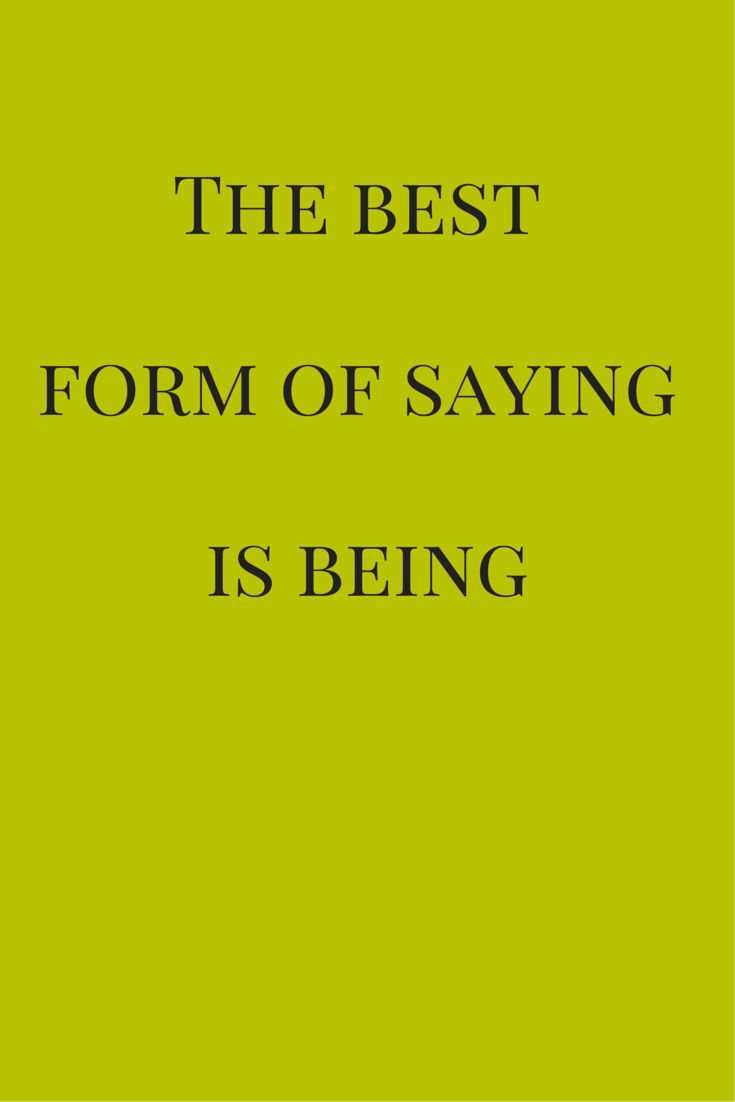"""The best form of saying is being""  ― Che Guevara,  Click on this image to see the biggest collection of famous quotes on the net!"