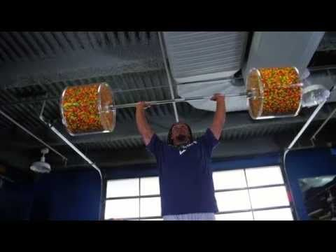 Marshawn Lynch Uses Skittles In His Off-Season Workouts. | SideLeague #sideleague #sports #nfl