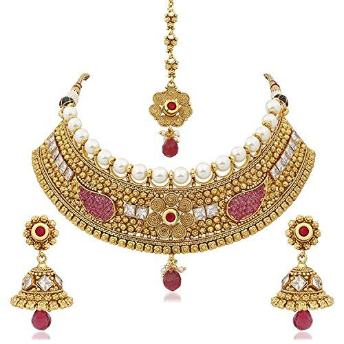 Elegant Purple Stone Indian Bollywood Wedding Wear Gold P... https://www.amazon.com/dp/B06Y61RNTR/ref=cm_sw_r_pi_dp_x_E4j7ybJQWDW40