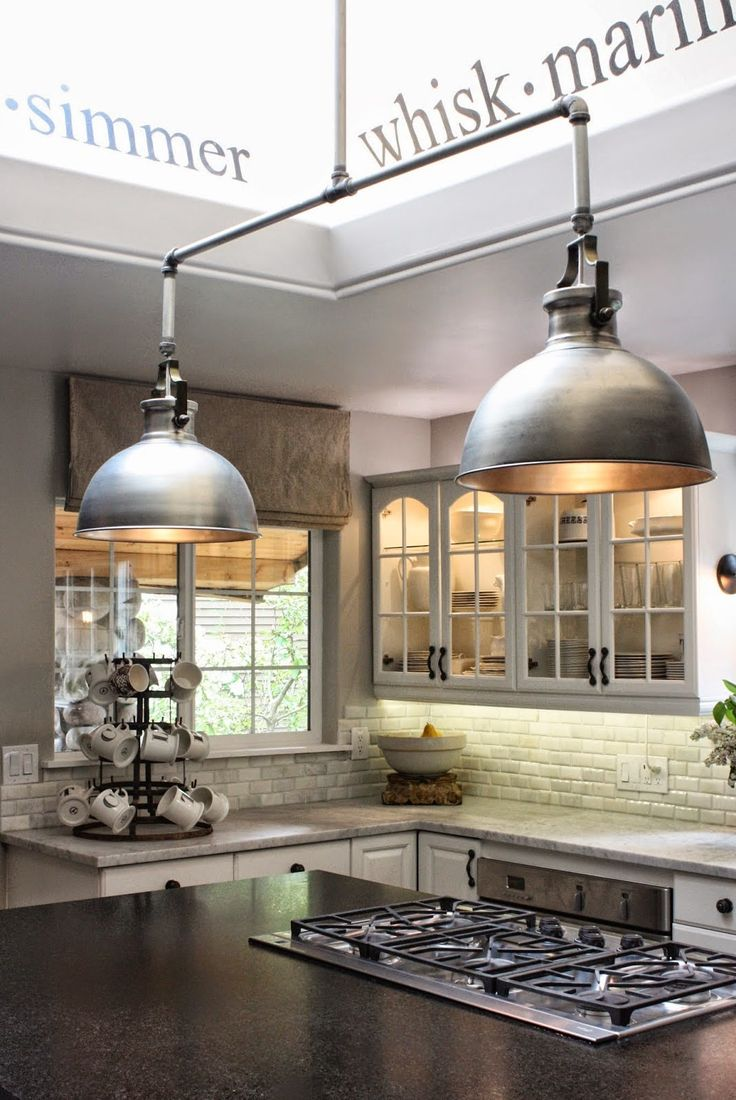 Best 25 Industrial Lighting Ideas On Pinterest Industrial Light Fixtures Modern Kitchen