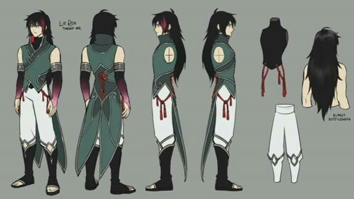 RWBY Volume4 Ren///I LITERALLY CANNOT WAIT TILL SATURDAY BC REN IS THE BEST.
