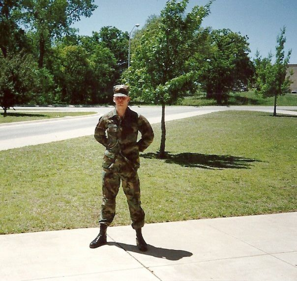 Me Advanced Infantry Training Fort Sill OK April 1990
