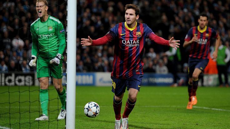 Lionel Messi at 30: Career goals breakdown #News #Argentina #Barcelona #composite #Feature