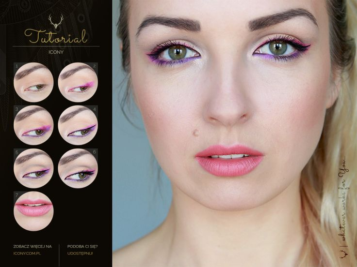 "Makeup ""Think Pink"" #tutorial"