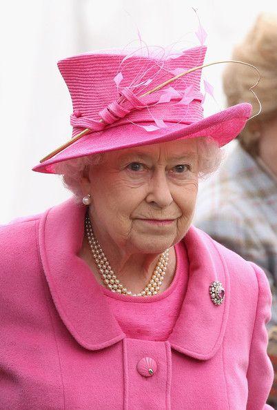 Queen Elizabeth II Photo - Windsor Horse Show - Day 4
