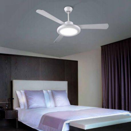 9 best Ventiladores techo images on Pinterest Ceiling fans - ventilateur de plafond pour chambre