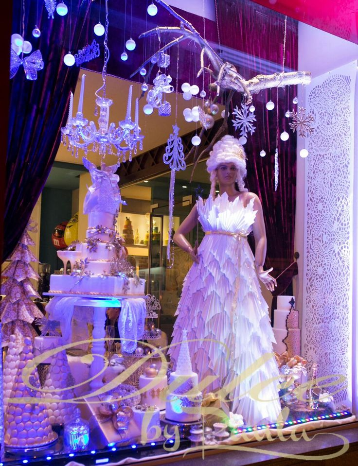 Dulce by Paula winter shop-window