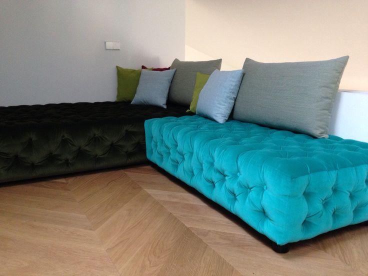 Cuscini multicolor #kvradat - www.cegidsas.it