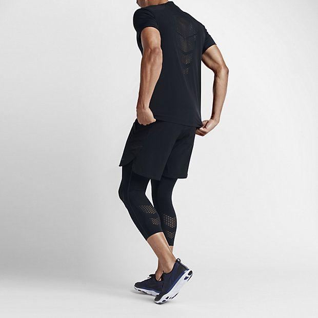 NikeLab Essentials Pro Men's Three-Quarter Training Tights