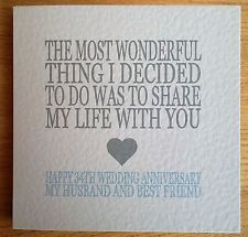 wedding anniversary cards for husband mapi anniversary husband ...