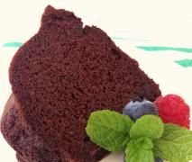 """Magic Bean"" chocolate cake"