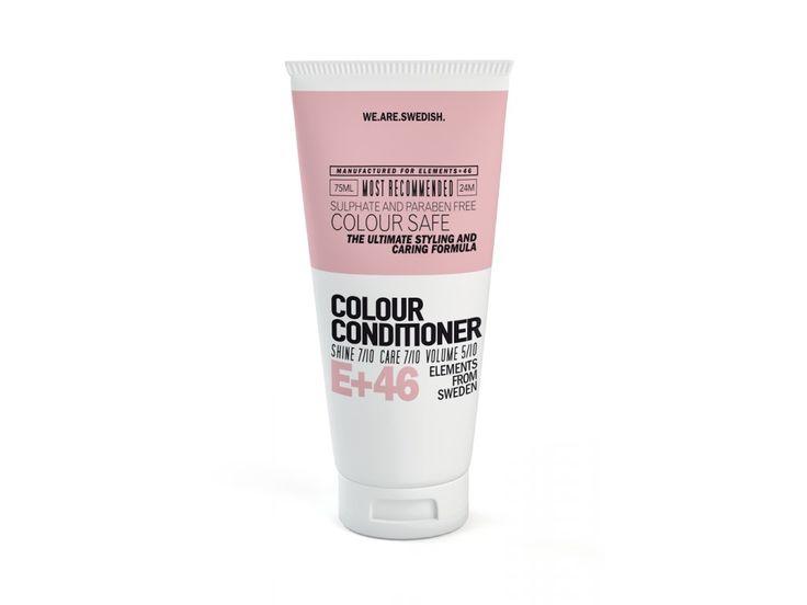 KONDICIONÉR PRO BARVENÉ VLASY  Vyberte si barvu podle svého přání. Kondicionér s aloe vera se postará o to, aby vás po barvení nepálila pokožka a lesklé vlasy se rozčesávaly samy.