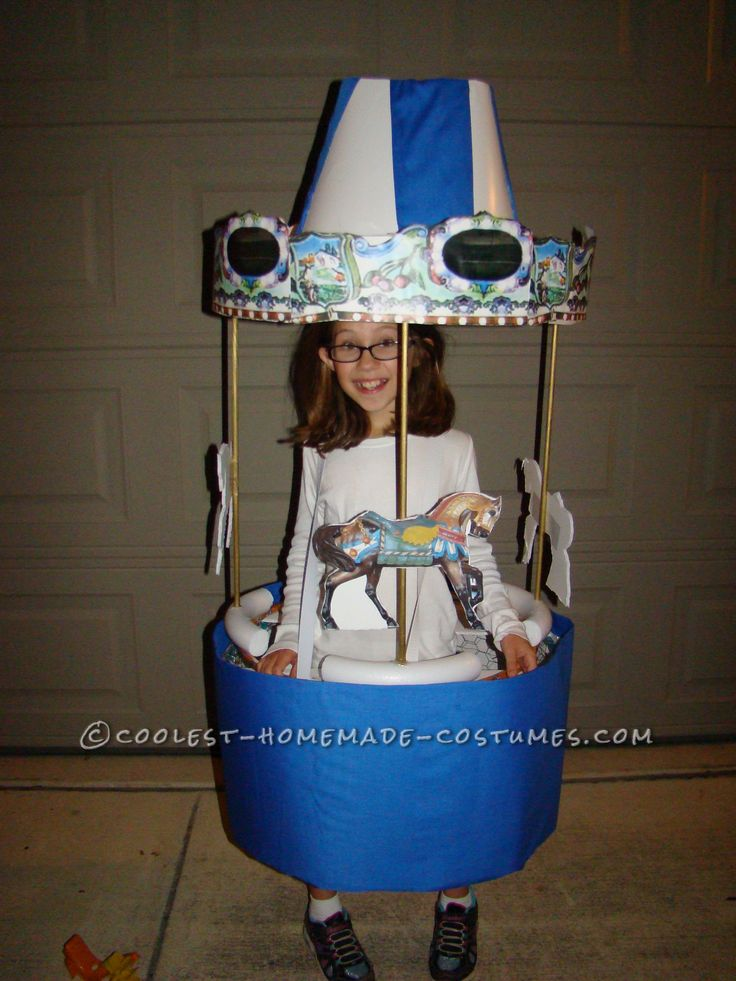 cool amusement park carousel costume for a girl u2026 coolest