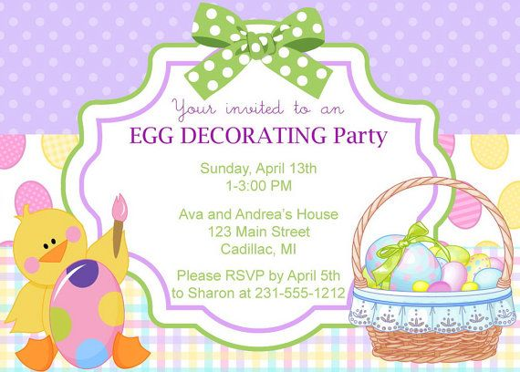 best images about easter dinner  party invitations on, party invitations