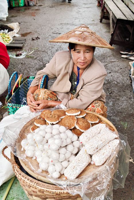Street Food : Sweets in Myanmar - Explore the World with Travel Nerd Nici, one Country at a Time. http://TravelNerdNici.com